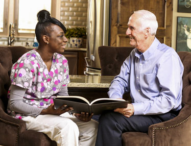 Companionship | Laura Lynn's Home Care