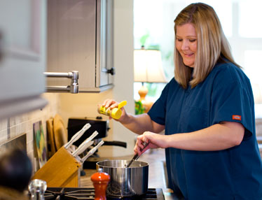 Cooking | Laura Lynn's Home Care