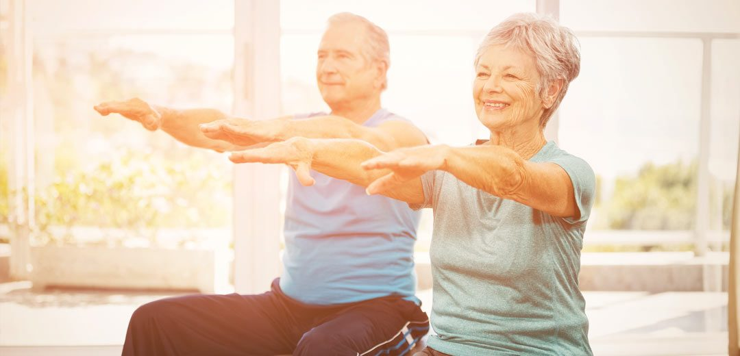 Losing Muscle Mass as we Age