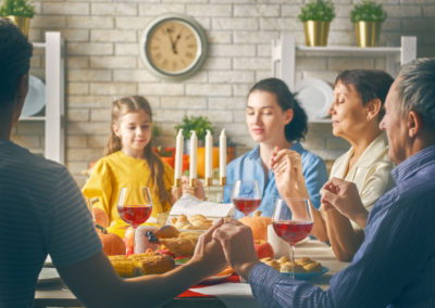 Making the Holidays Memorable for Multi-Generation Families