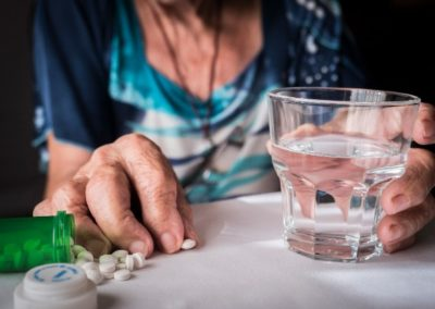 Are Your Loved Ones Taking Their Medication On Time?